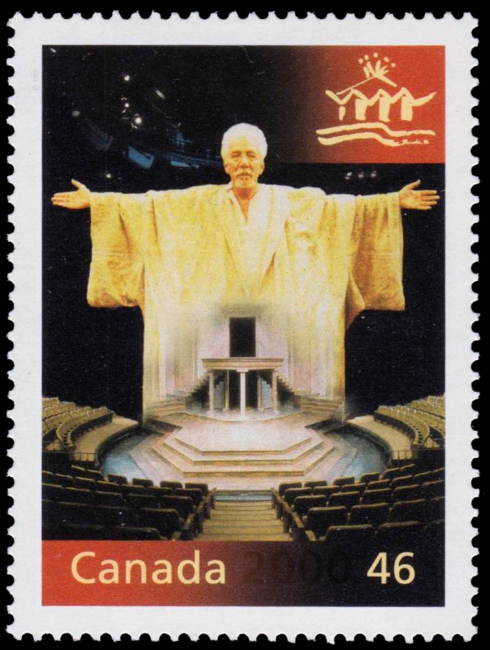 The Stratford Festival: Canada's Midsummer Night's Dream Canada Postage Stamp | The Millennium Collection, Canada's Cultural Fabric