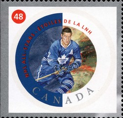 Tim Horton Canada Postage Stamp | NHL All-Stars