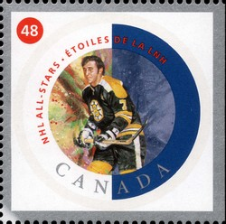 Phil Esposito Canada Postage Stamp | NHL All-Stars