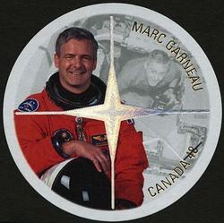 Marc Garneau Canada Postage Stamp | Canadian Astronauts