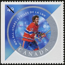 Larry Robinson Canada Postage Stamp | NHL All-Stars