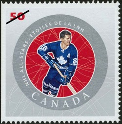 Allan Stanley Canada Postage Stamp | NHL All-Stars