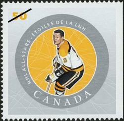 John Bucyk Canada Postage Stamp | NHL All-Stars
