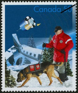 Ground rescue Canada Postage Stamp | Search and Rescue