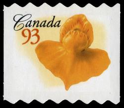 Flat-leaved bladderwort Canada Postage Stamp | Flowers