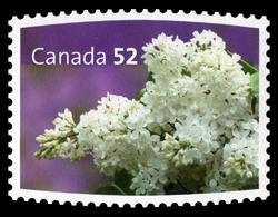 Princess Alexandra, Syringa vulgaris Canada Postage Stamp | Lilacs