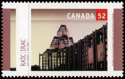 National Gallery of Canada Canada Postage Stamp