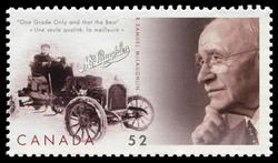 R. Samuel McLaughlin Canada Postage Stamp