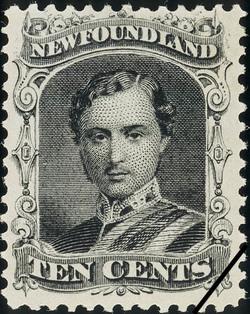 Prince Albert Newfoundland Postage Stamp