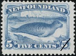 Harp Seal Newfoundland Postage Stamp