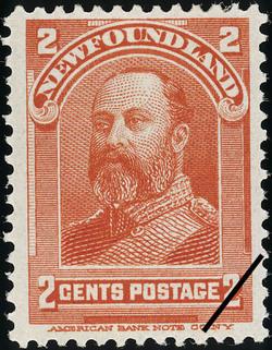 Prince of Wales Newfoundland Postage Stamp