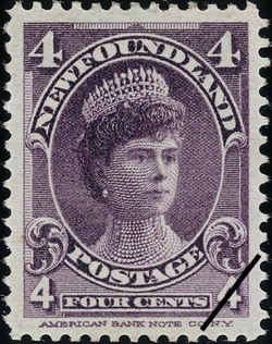 Duchess of York Newfoundland Postage Stamp