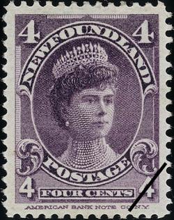 Duchess of York Newfoundland Postage Stamp