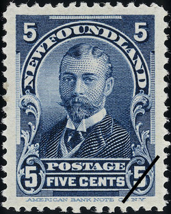 Duke of York Newfoundland Postage Stamp