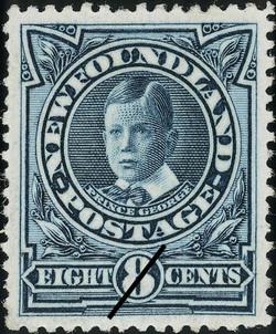 Prince George Newfoundland Postage Stamp | Coronation of King George V