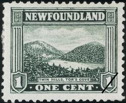 Twin Hills, Tors Cove Newfoundland Postage Stamp