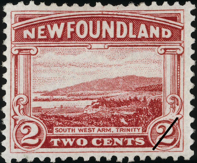 South West Arm, Trinity Newfoundland Postage Stamp