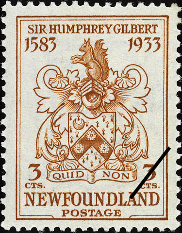 Quid Non, Why Not Newfoundland Postage Stamp