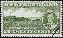 "Cape Race, ""Transatlantic Beacon"", King George VI, 12th May 1937 Newfoundland Postage Stamp"