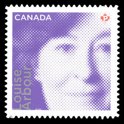 Louise Arbour Canada Postage Stamp   Difference Makers