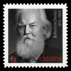 Robertson Davies Canada Postage Stamp
