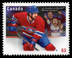 Montreal Canadiens Canada Postage Stamp | NHL® Team Jerseys