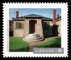 """Hot Properties #1"" Photograph Canada Postage Stamp 