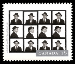 """Yousuf Karsh"" Photograph Canada Postage Stamp 