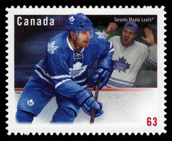 Toronto Maple Leafs Canada Postage Stamp | NHL® Team Jerseys