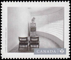 "Lynne Cohen's ""Untitled"" (1970) Canada Postage Stamp 