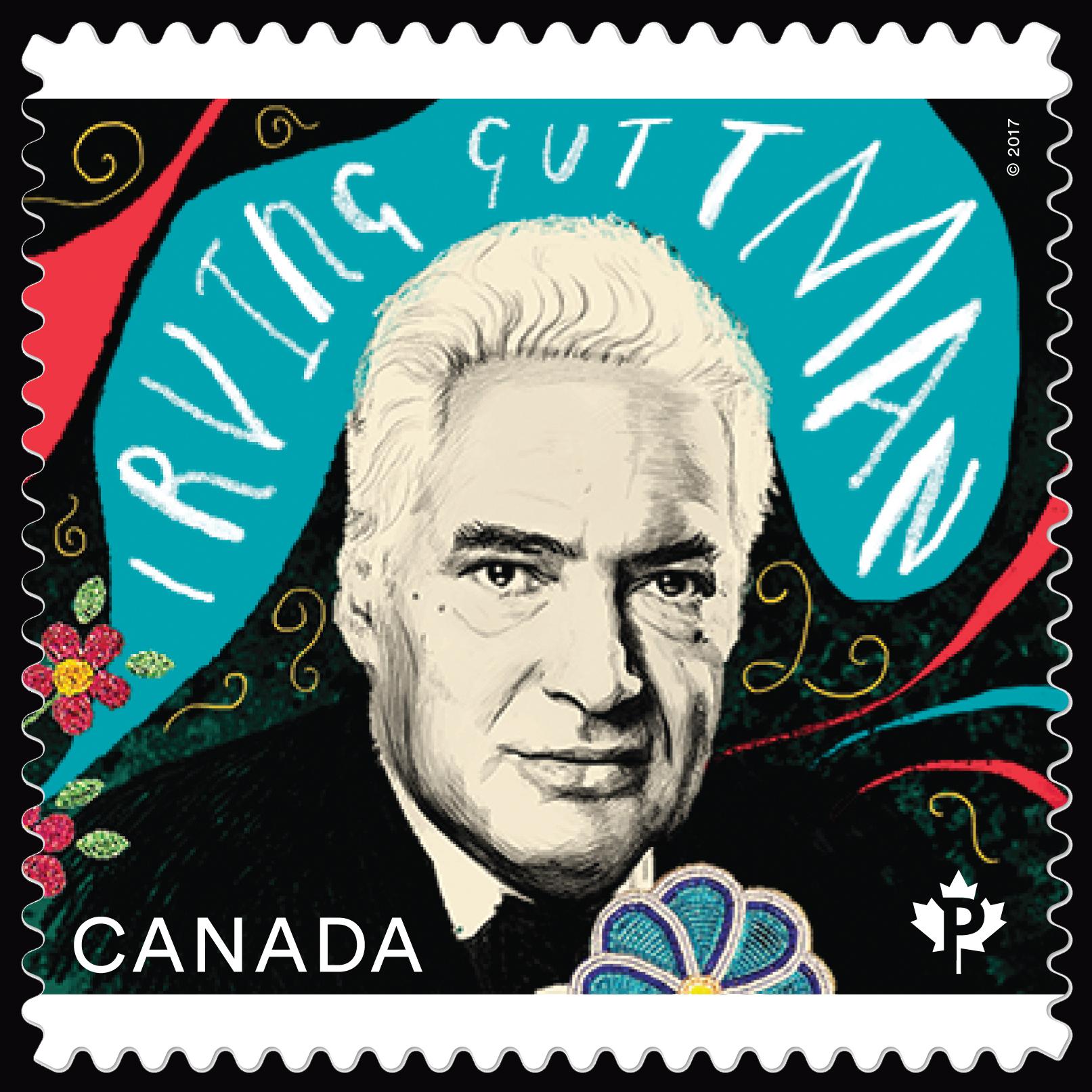 Irving Guttman (Father of Opera) - Canadian Opera Canada Postage Stamp | Canadian Opera