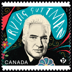 Irving Guttman (Father of Opera) - Canadian Opera Canada Postage Stamp