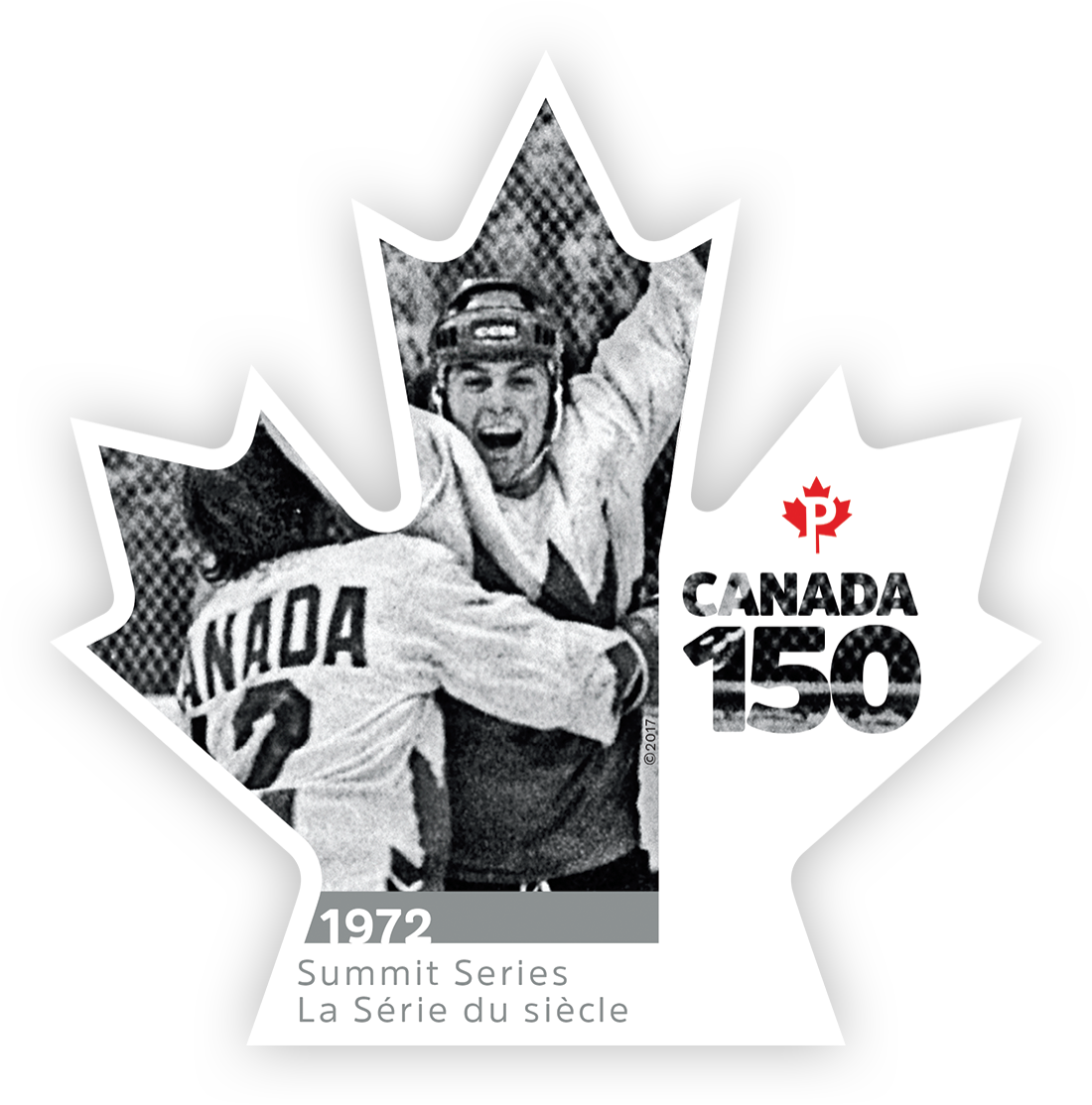 Summit Series - Canada 150 Canada Postage Stamp   Canada 150