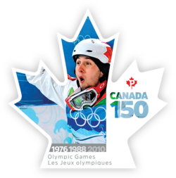 Olympic Games - Canada 150 Canada Postage Stamp | Canada 150