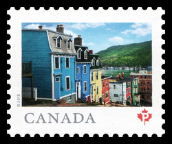 St. John's (NL) Canada Postage Stamp | From Far and Wide