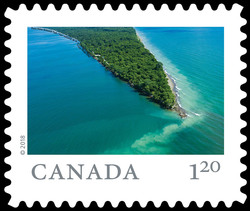 Point Pelee National Park (ON) Canada Postage Stamp | From Far and Wide