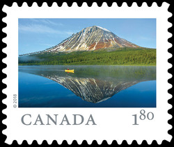 Naats'ihch'oh National Park Reserve (NT) Canada Postage Stamp | From Far and Wide