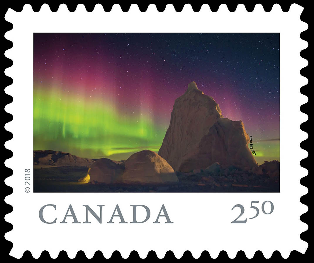 Arctic Bay (NU) Canada Postage Stamp | From Far and Wide