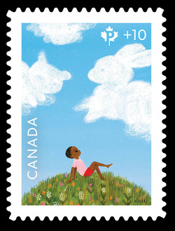 Canada Post Community Foundation Canada Postage Stamp