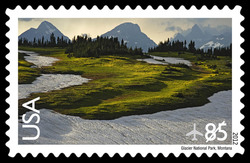 Scenic American Landscapes US Postage Stamp Series