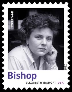Elizabeth Bishop United States Postage Stamp | Twentieth-Century Poets
