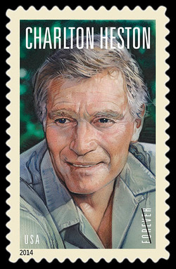 Legends of Hollywood US Postage Stamp Series