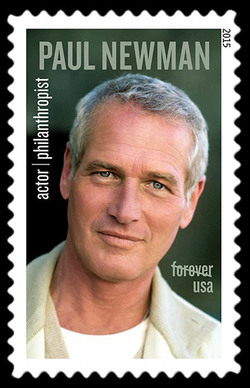 Paul Newman United States Postage Stamp