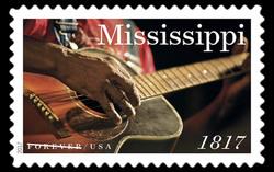 Mississippi Statehood United States Postage Stamp | Statehood