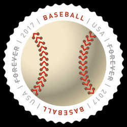Baseball United States Postage Stamp | Have a Ball!