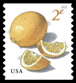 Meyer Lemons United States Postage Stamp