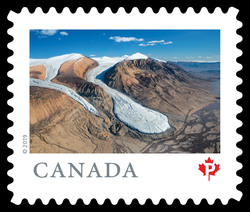 Quttinirpaaq National Park - Nunavut Canada Postage Stamp | From Far and Wide