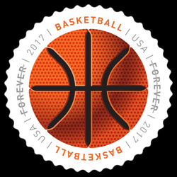 Basketball United States Postage Stamp | Have a Ball!