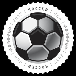 Soccer Ball United States Postage Stamp | Have a Ball!