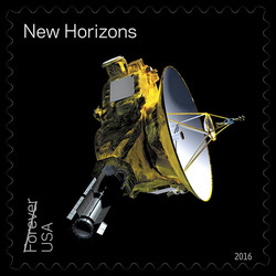 New Horizons United States Postage Stamp | Pluto – Explored!